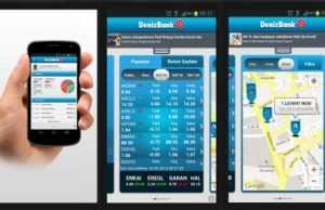 denizbank mobildeniz uygulaması