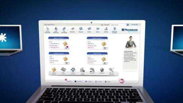 finansbank internet bankacılığı şifre alma